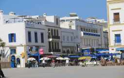 City of Essaouira on the Atlantic coast