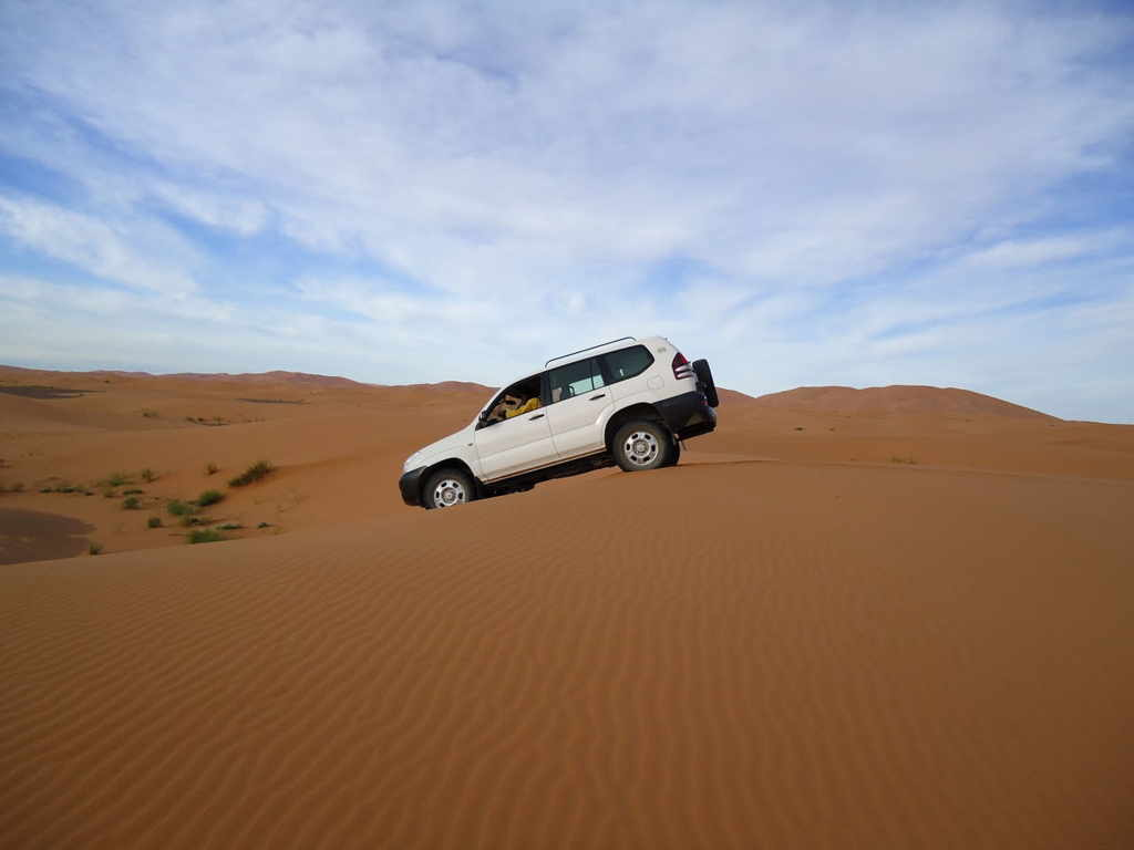 Southern Morocco by minibus or 4x4